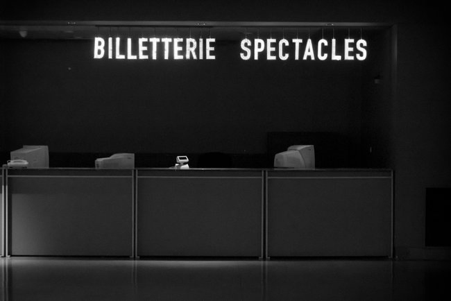 billetterie spectacle
