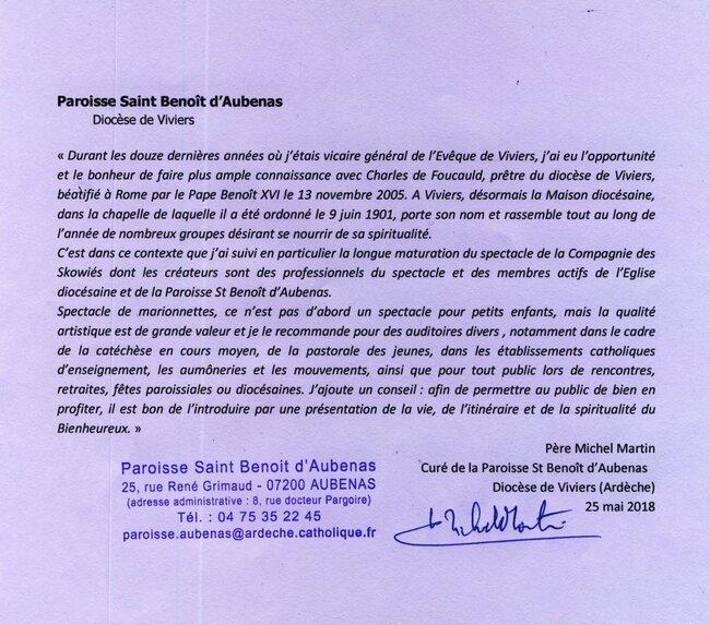 Lettres De Recommandation La Compagnie Des Skowies Spectacles De